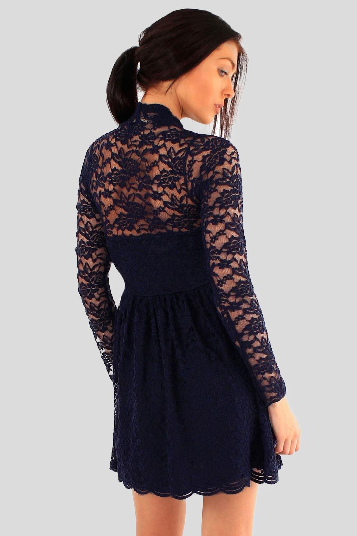 ef98ae83a1 Sarah Plus Size V-Front Skater Dress 18-22. Sale