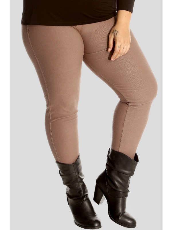 Amelia Denim Stretch Jegging Skinny Fitted Jeans 14-16