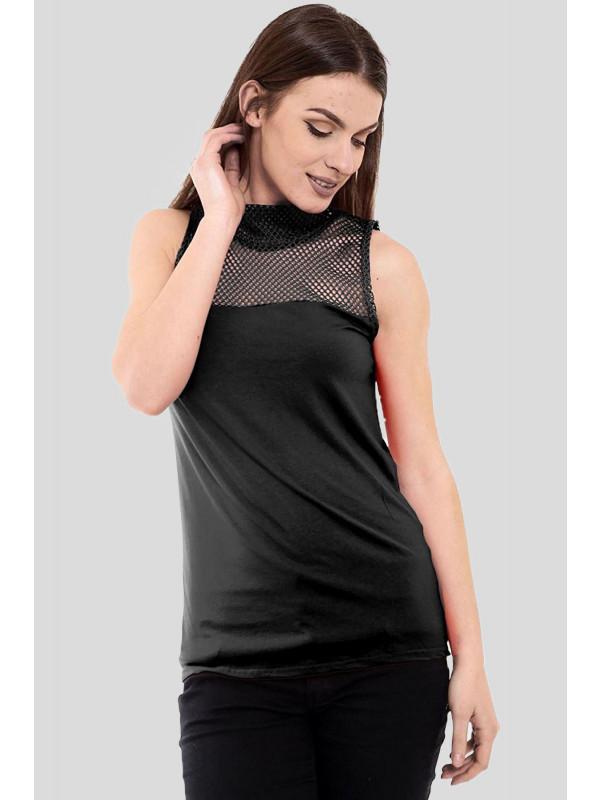 Francesca Polo Turtle Neck T-Shirts 8-14
