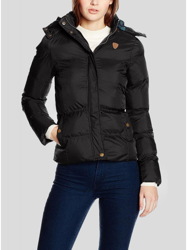 Mila Brave Soul Padded Fur Hooded Jacket 8-16