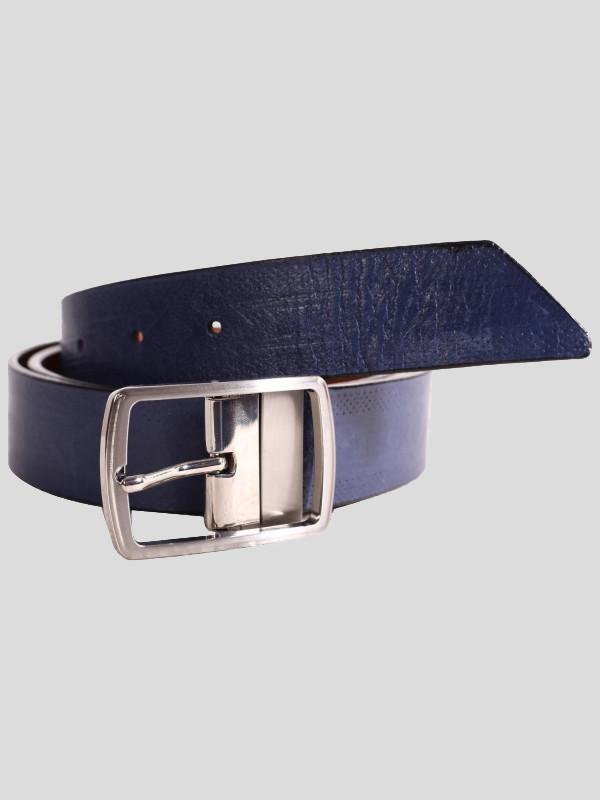 Robert Mens Reversible Rotating Buckle Genuine leather Belts S-3XL