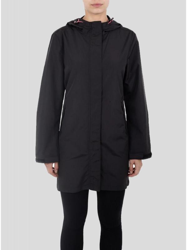 Samantha Raver Longline Silhouette Mac Raincoat 8-16