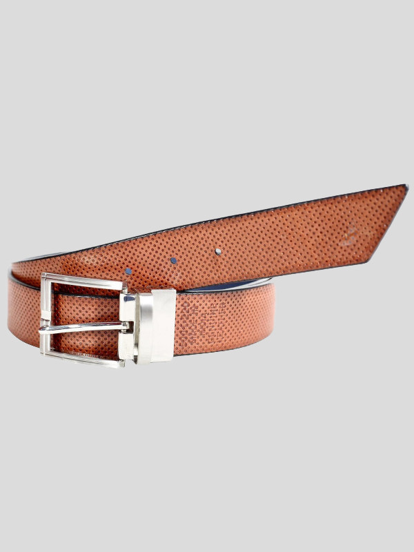 Victor Mens Double Sided Genuine leather Belts S-3XL