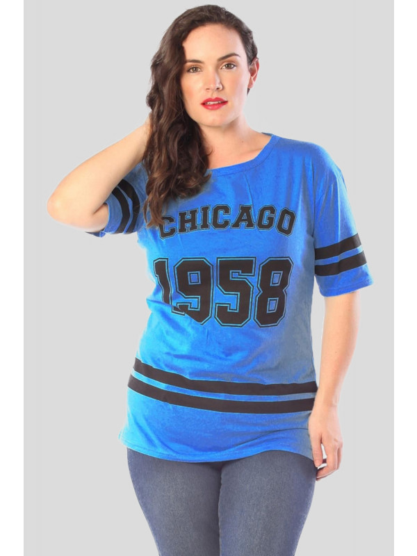 Matilda Baseball Stripy T Shirts 12-14