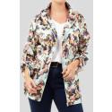 Sara Raincoat Waterproof Fishtail Jacket 8-16