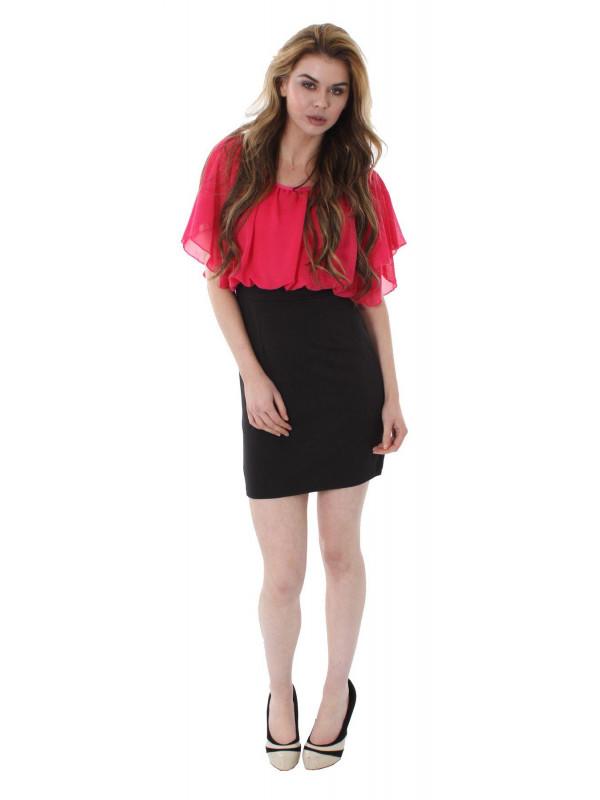 Lydia Chiffon Skirt Dress 8-22