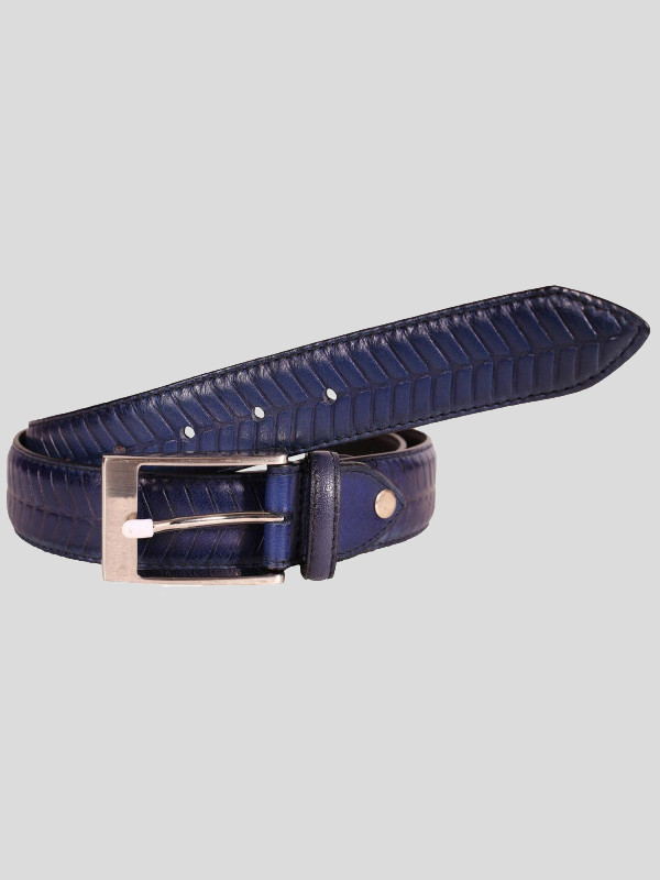 Bernard Mens Buff Crust Classic Genuine leather Belts S-3XL