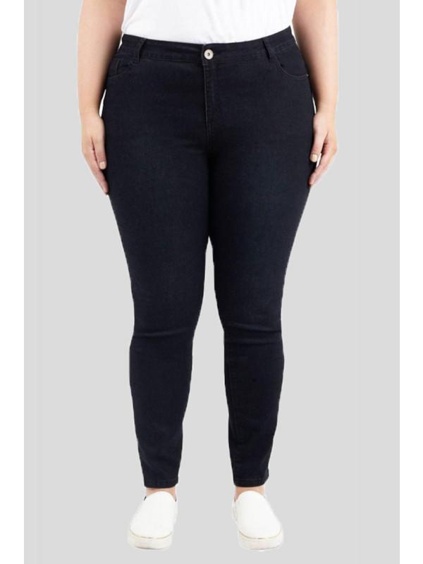 Jodie Plus Size Denim Stretchy Skinny Jeans 16-22