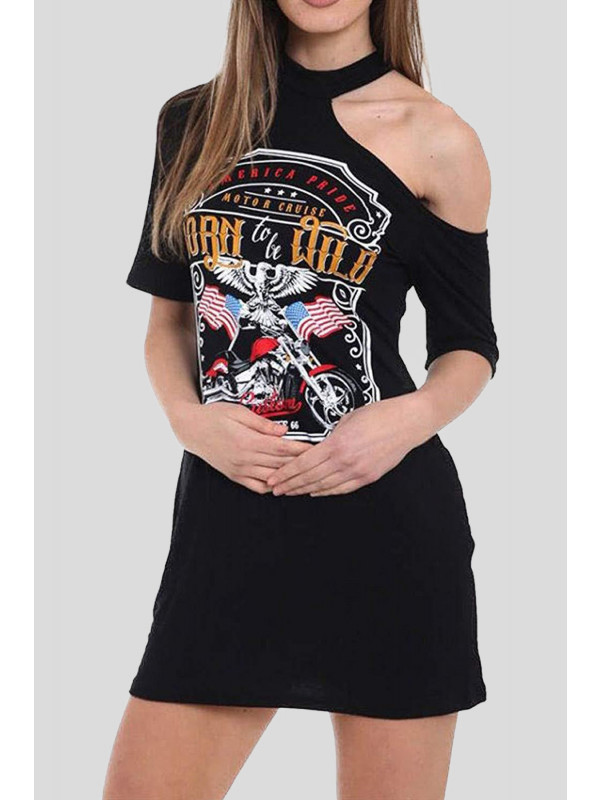 Fatima Longline T-Shirt Tops 8-14