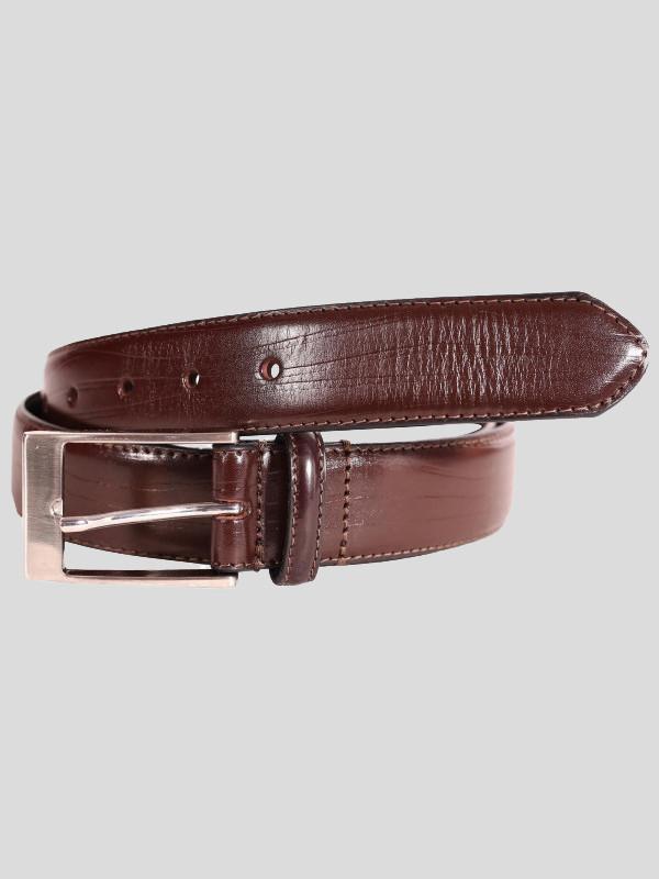 Jason Mens Width Jeans Genuine Leather Belts S-3XL