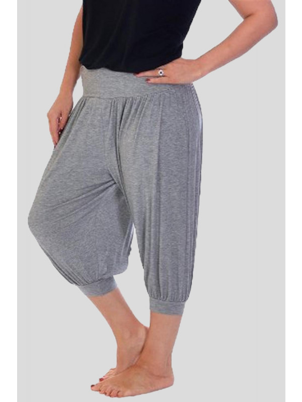 Lucy Plus Size 3/4 Alibaba Hareem Pants 16-26