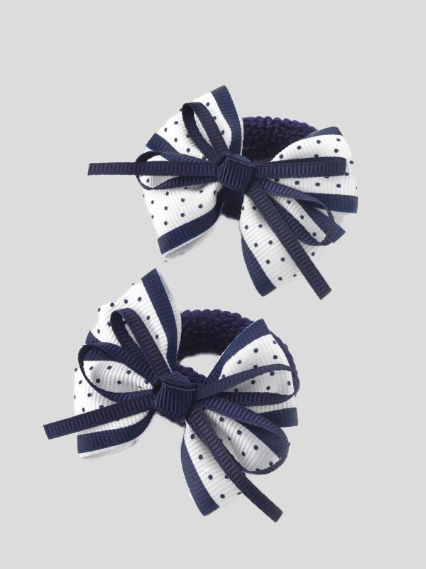 Luna Bow Tie Ponio 5.5cm Hairband