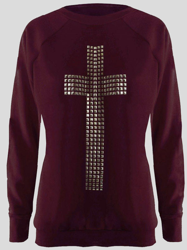 Nieve Full Sleeve Beaded Studded Winter Jumpers 8-14