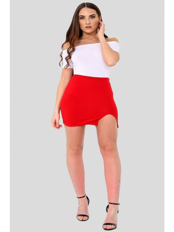 Nora Bardot Off Shoulder Viscose Bodysuit Body Top 8-14