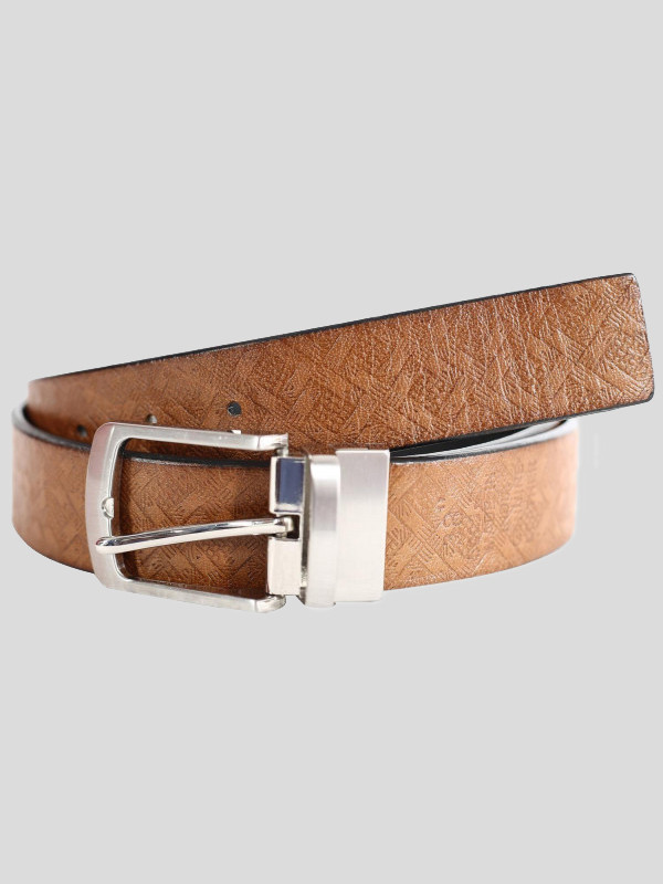 Owen Mens Multi Pattern Genuine leather Belts S-3XL