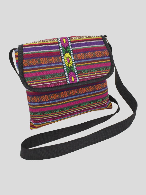 Sarah Multi Color Hip Bags
