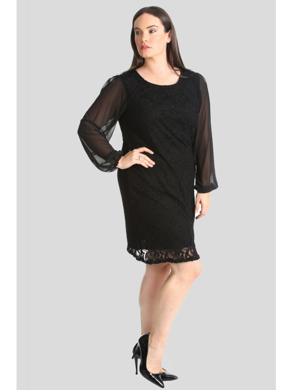Vivienne Plus Size Party Dress 16-28