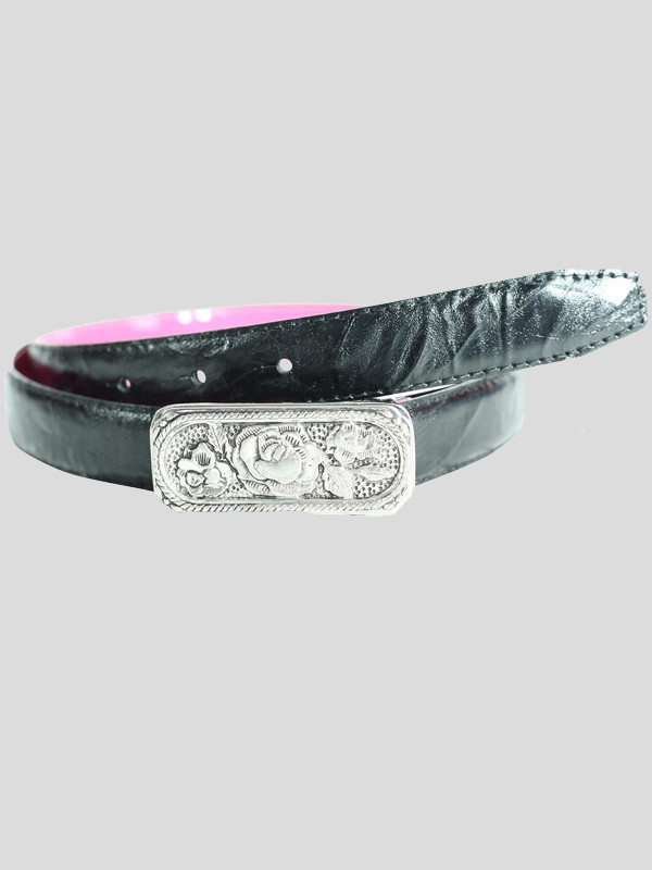 Willa Womens 25mm Wide Genuine Leather Belts M-4XL