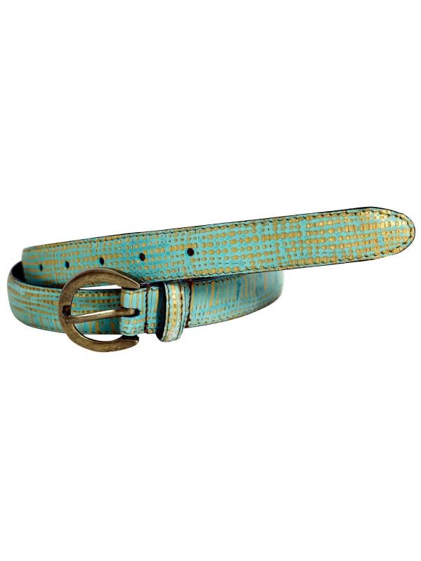 Mckinley Ladies 25mm Premium Genuine Leather Belts M-4XL