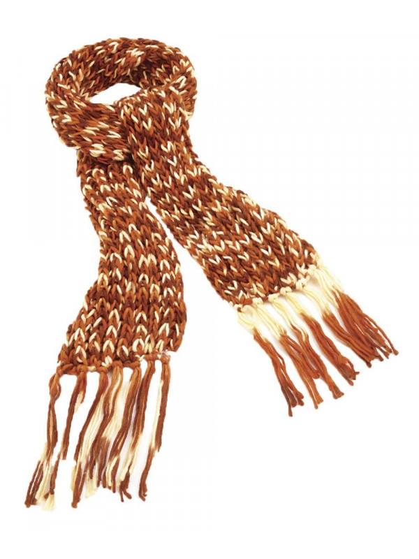 Darcie Multi Color Knitted Winter Shawls