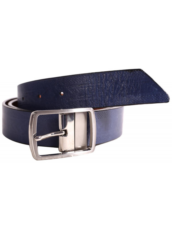 Robert Mens Reversible Rotating Buckle Genuine leather Belts S-3XL