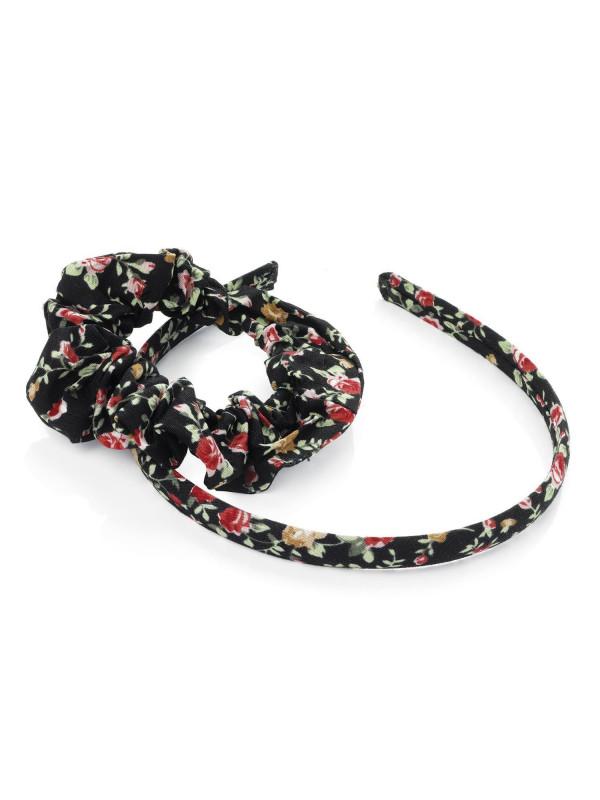 Jazmin Headband Scrunchie