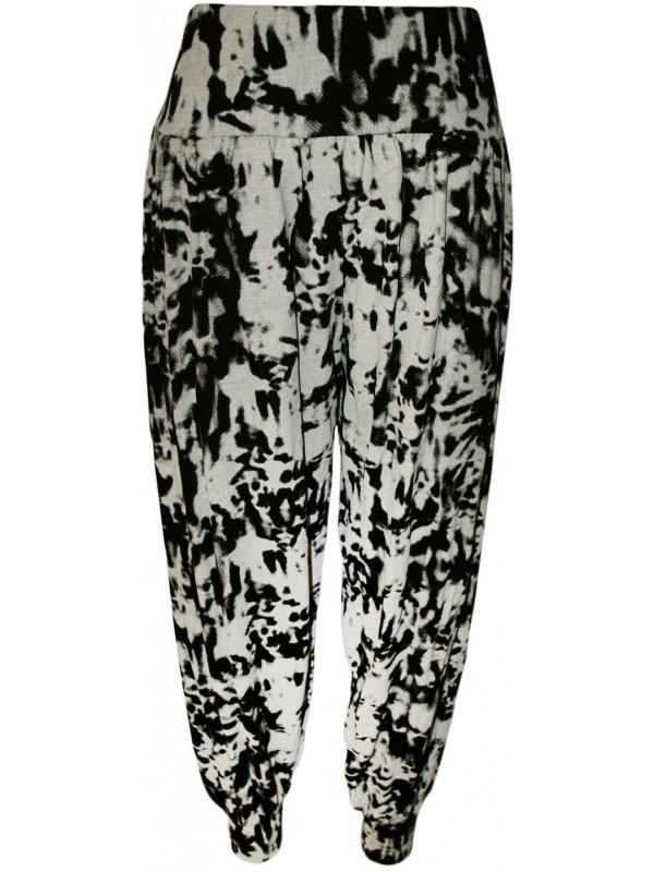 Jenna Tye Dye Printed Harem Trouser 12-26