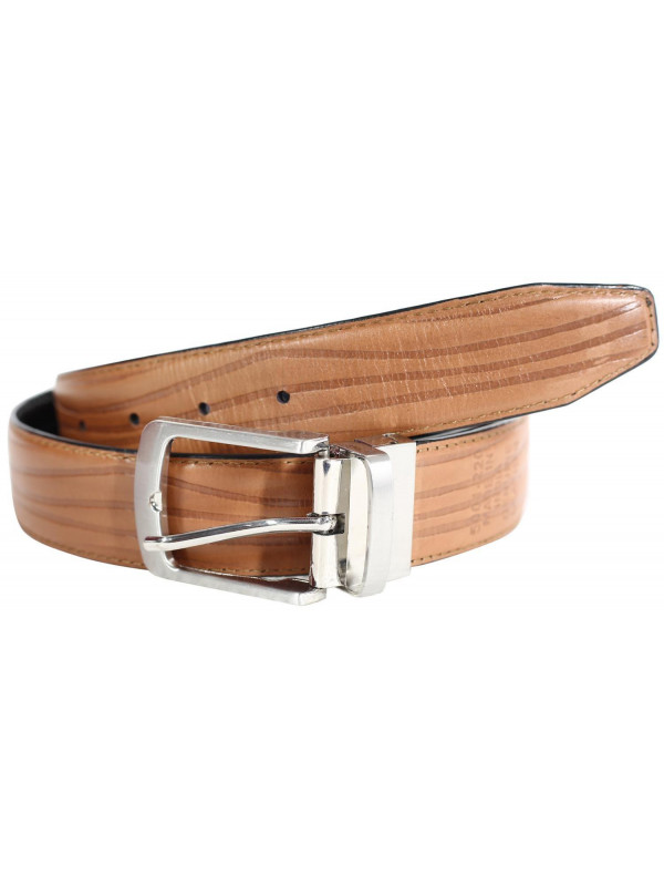 Walter Mens Rotating Buckle Genuine leather Belts S-3XL