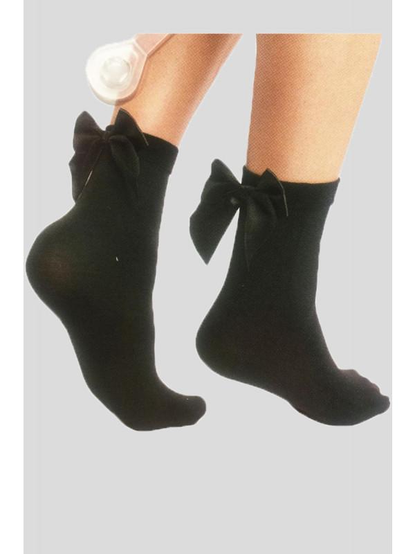 Charlotte Ankle High Mesh Socks 3-7