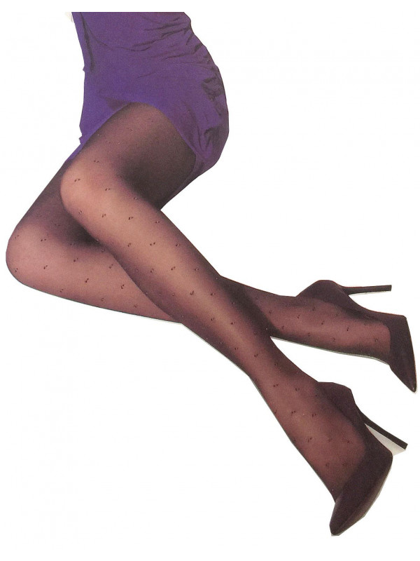 Thea Mesh Thin Lace Stockings Socks