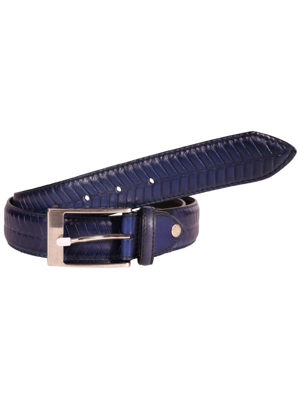 Bernard Mens Buff Crust Classic Genuine leather Belts S-3XL
