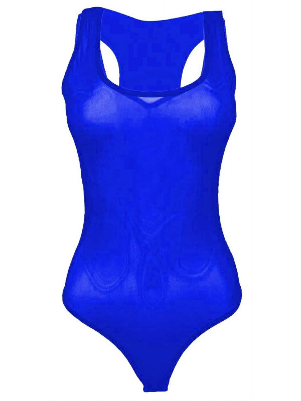 260ac2867a8 Helena Plus Size Mesh Muscle Bodysuits 16-22