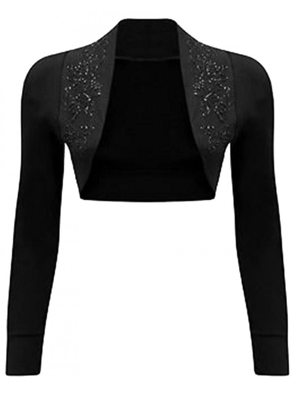 Maddison Sequin Design Bolero Shrugs 8-26