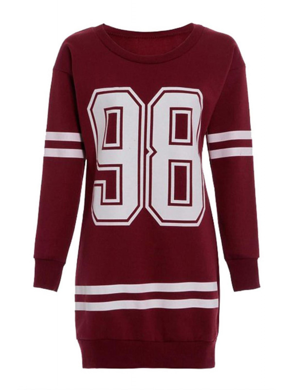 Matilda 98 Print Sweatshirt Jumpers 8-14