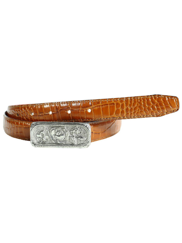 Leslie Ladies Genuine Leather 25MM Belts M-4XL