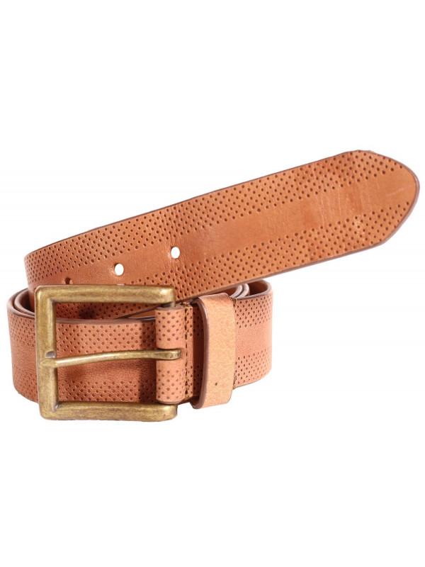 Arthur Brown Border Design Genuine leather Belts S-3XL