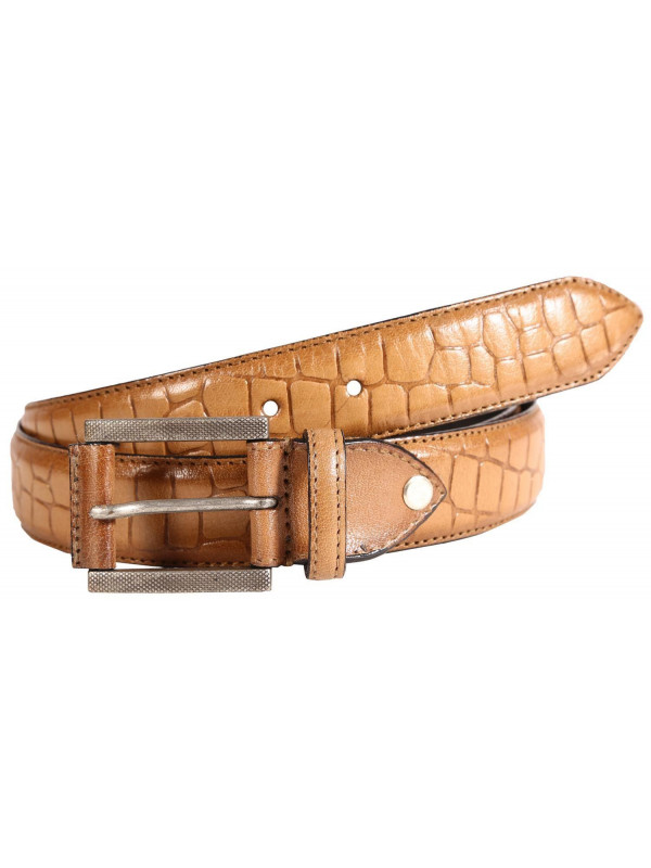 Raymond Roll Pin Buckle Genuine leather Belts S-3XL