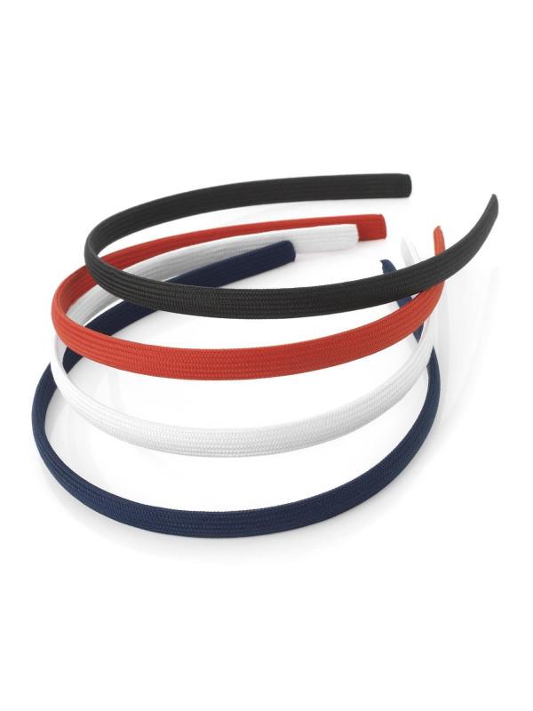 Elisa Ladies 1cm Wide Four Piece Headband Hair Accessories