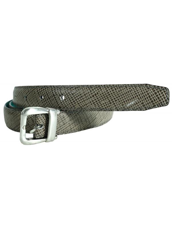 Arran Womens Snake Skin Textured Genuine Leather Belts M-4XL