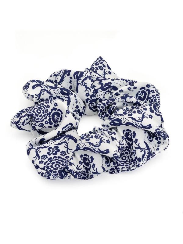 Sutton Womens Elasticated Hair Scrunchie Hairbands