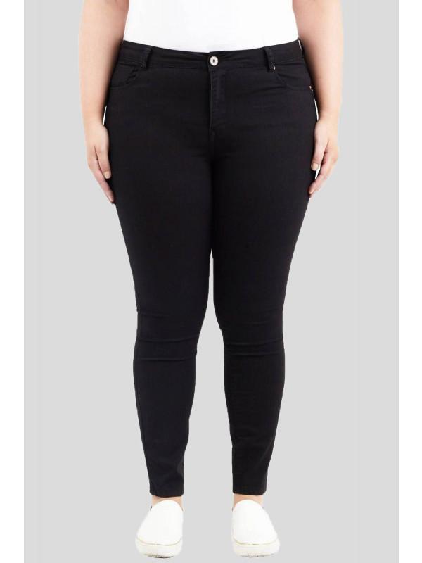 Lauren Denim Skinny Jeans 16-22
