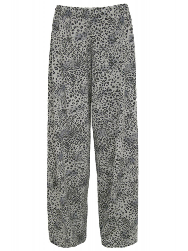 DUA Brooke Animal Print Palazzos 12-14