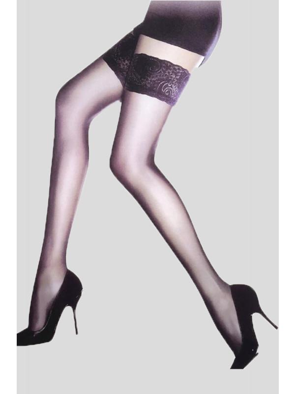 Lara Lace Top Thigh High Stockings