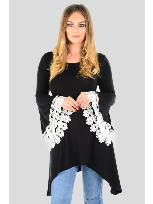 Lexi Tunic Top Mini Swing Dress 8-22
