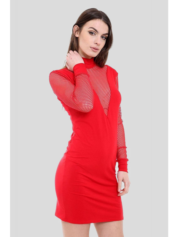 Maisie Bodycon Slim Fit Dress 8-14