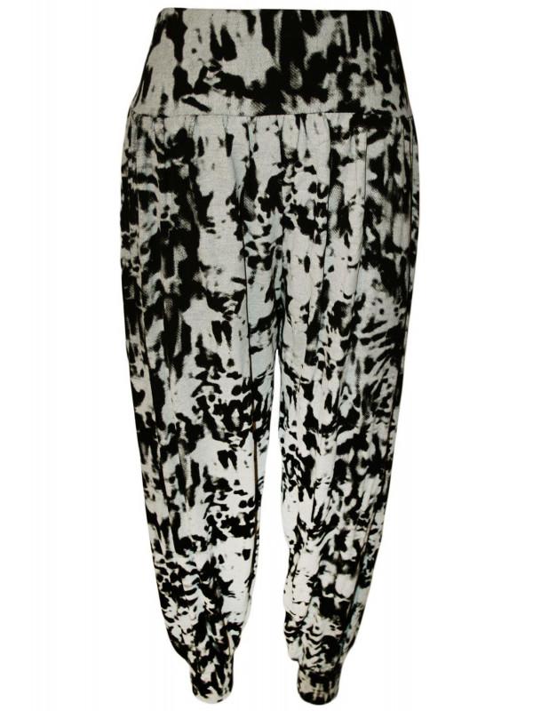 MALAIKA Tye Dye Printed Harem Trouser 12-14