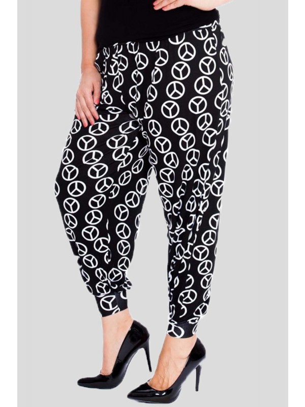 SIENA Peace Printed Harem Trouser 12-14
