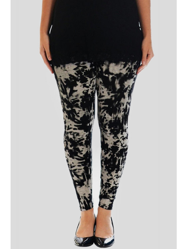 Zoe Tye Dye Print Leggings 12-26
